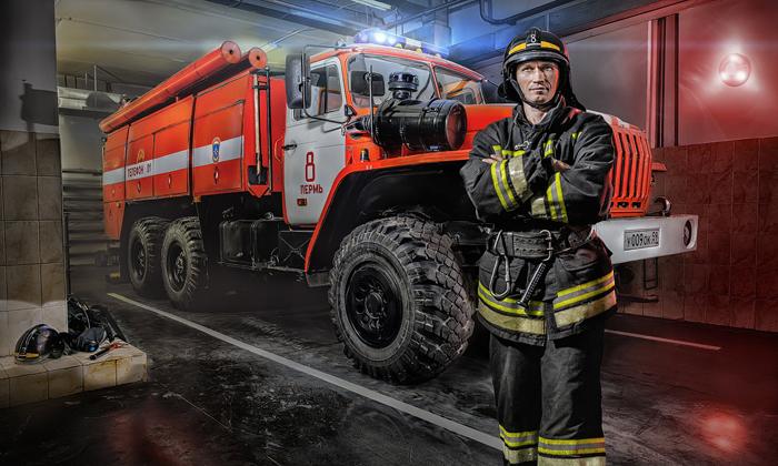 Пожарный-2