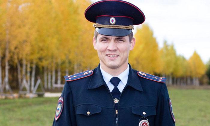 Полицейский-1